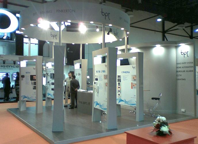 Exhibition Stand Portfolio : Portfolio bme advertising