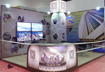 exhibition stand company