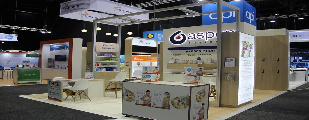 Custom Exhibition Stand Near Me : Benefits of using a custom built exhibition stand
