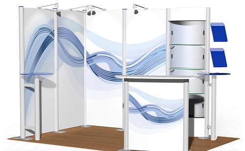 Reasons To Opt For Modular Exhibition Stand Design