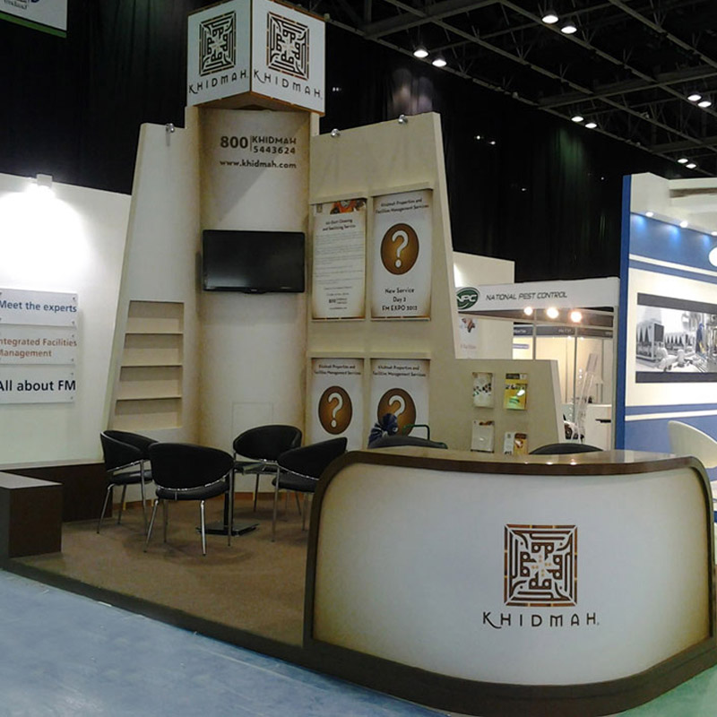 Exhibition Stand Design Companies Dubai : Exhibition stand design
