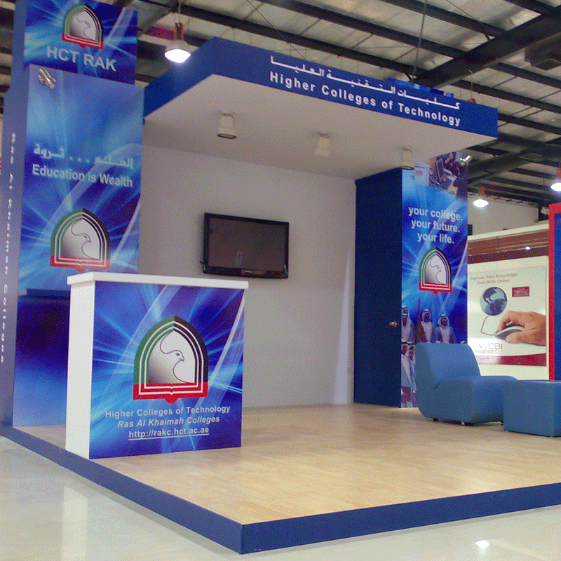 Modular Exhibition Stands Dubai : Modular exhibition stands stand builders dubai